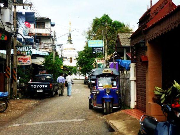 Thai streets
