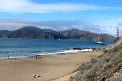 Baker Beach, California.